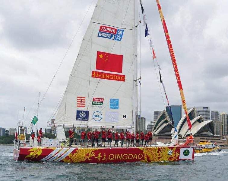 Qingdao in Sydney